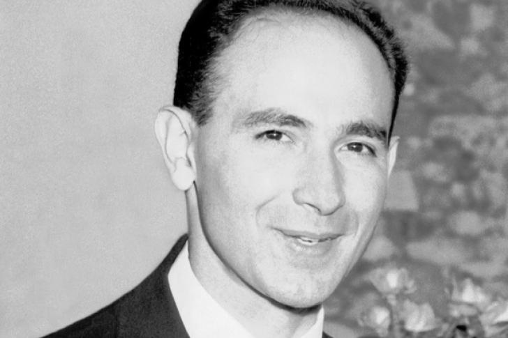 El gran genio venezolano Humberto Fernández Morán.