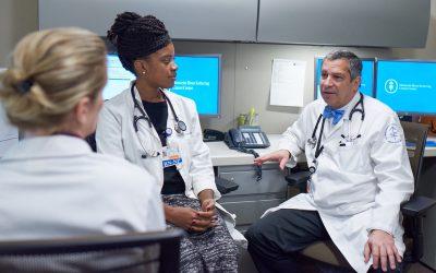 Sergio Giralt asume los retos del cáncer y médula ósea en EEUU