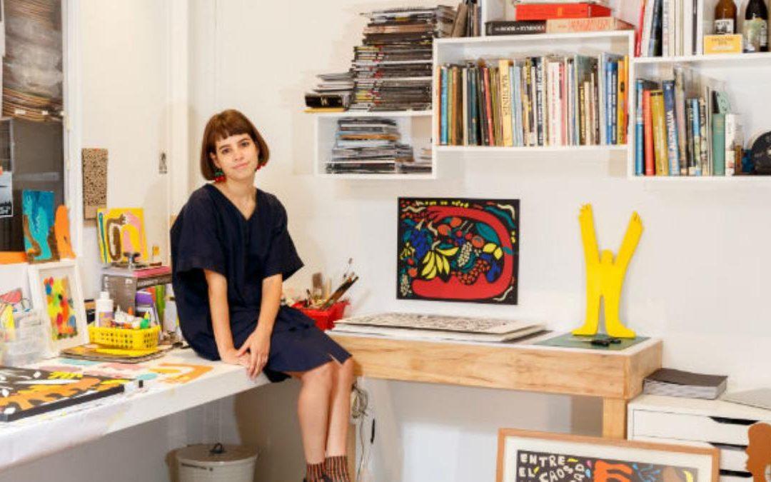 Nadia Hernández una venezolana que diseñó el espectáculo pirotécnico de Sídney