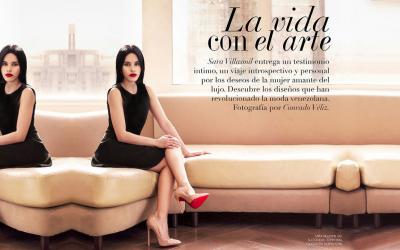 Sara Cristina Villasmil Millán, triunfa en New York