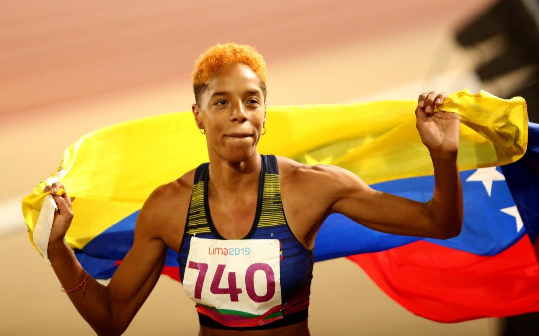 Yulimar Rojas ganó el premio a la mejor Atleta Mundial del 2020 por el World Athletics